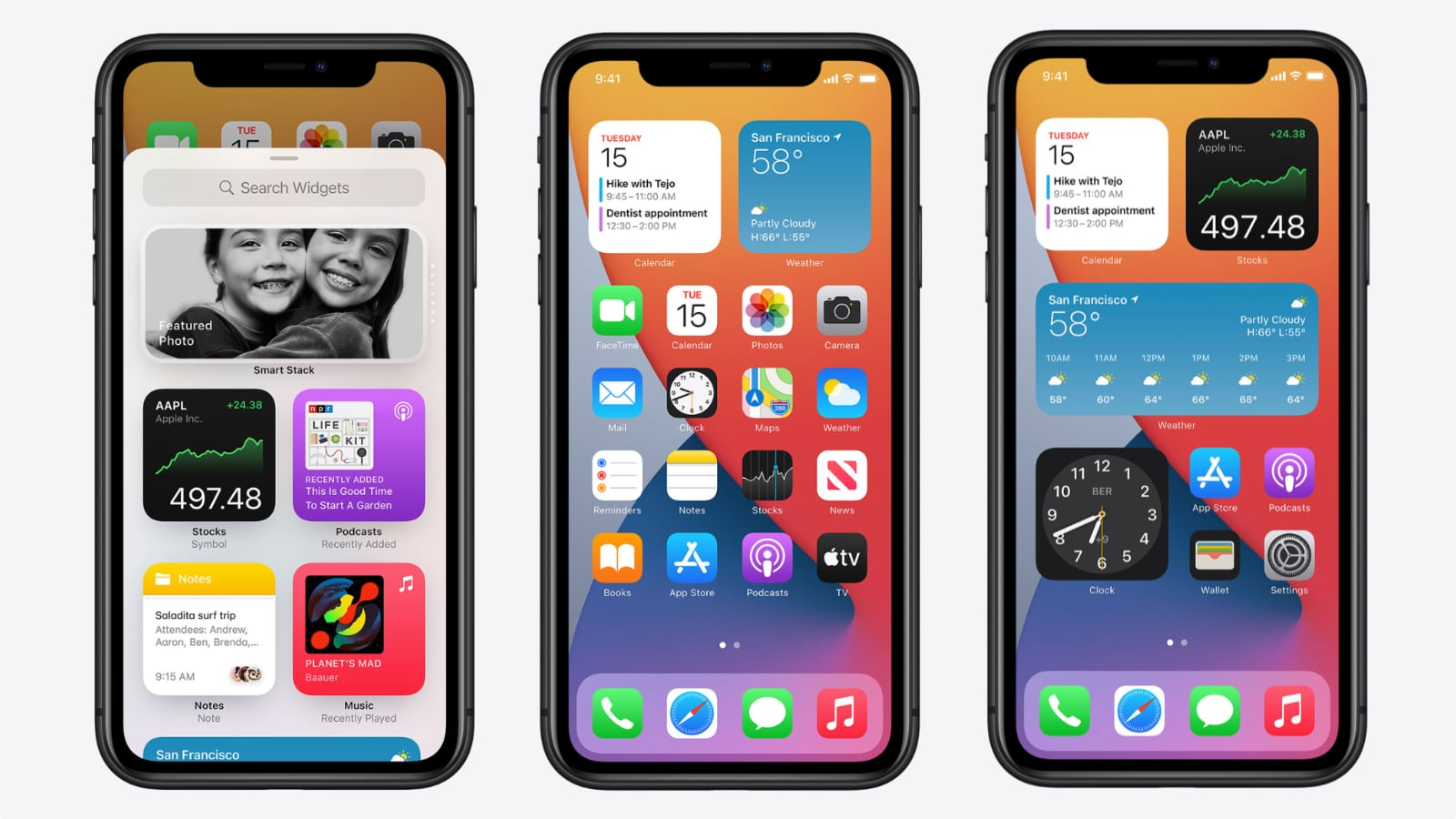 How To Use Ios 14 Widgets Add Widgets To Iphone Home Screen