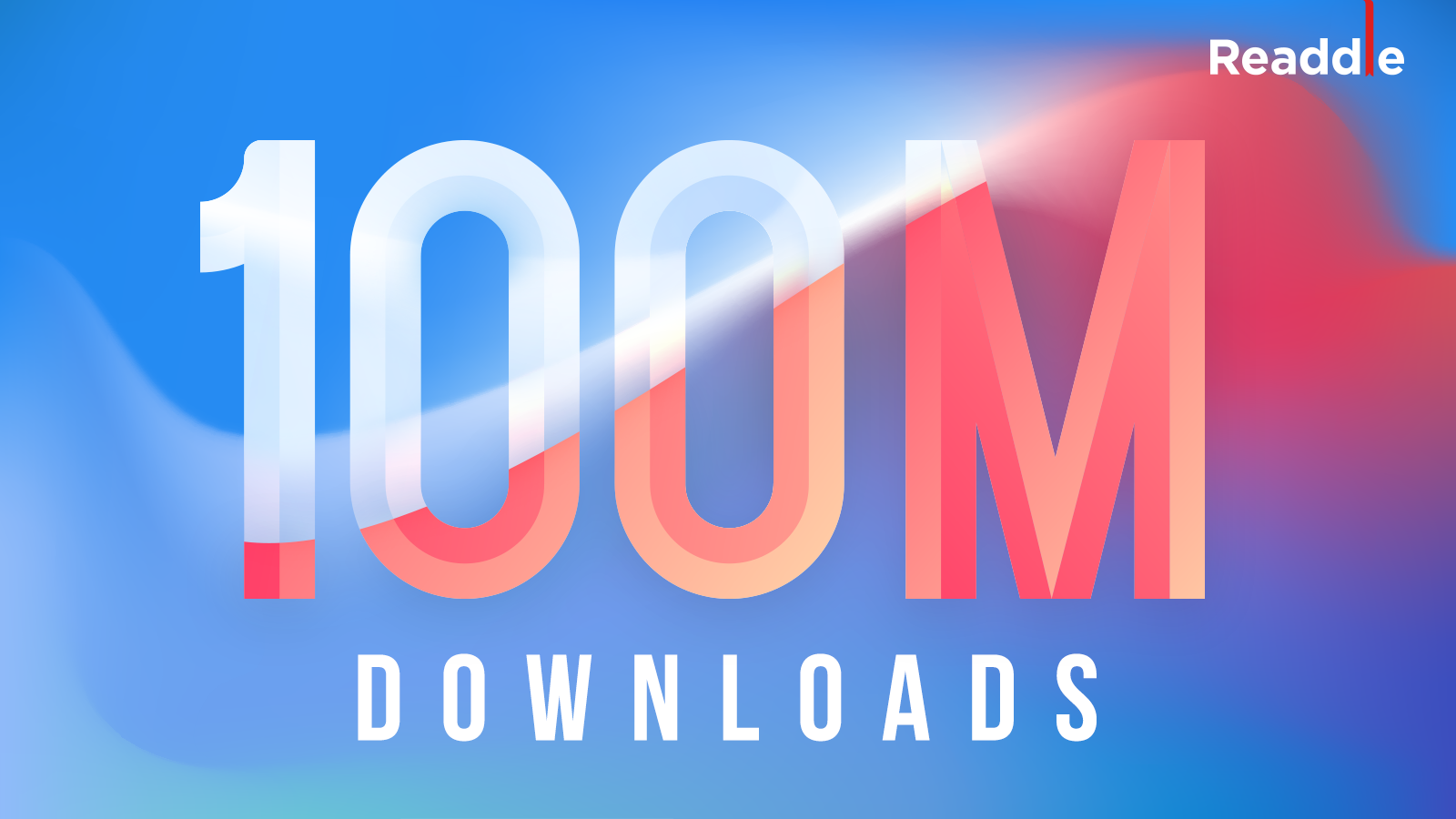 Readdle   100 millions downloads