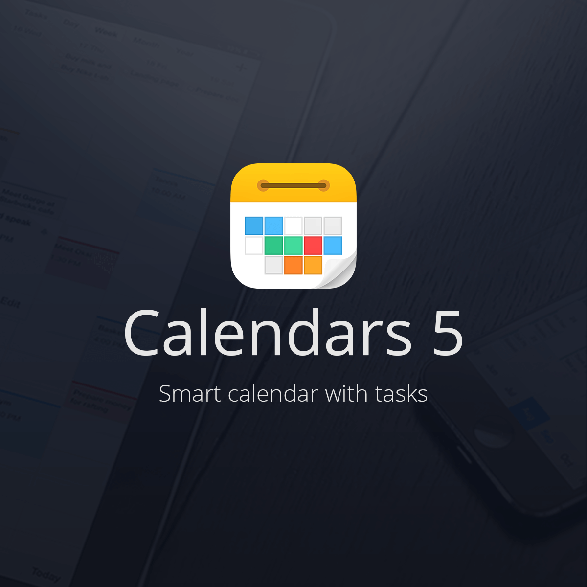 Calendario Con Frasi Del Giorno App.App Calendario E Promemoria Per Iphone E Ipad Calendars 5