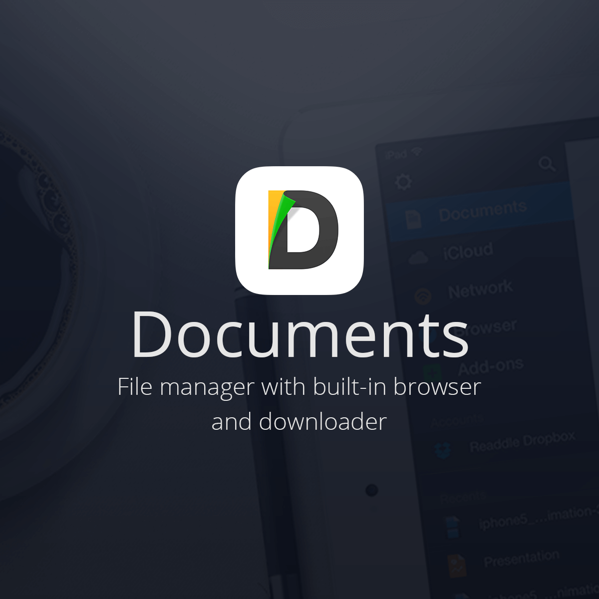 iPhone and iPad file manager | Watch Movies | Transfer Photos