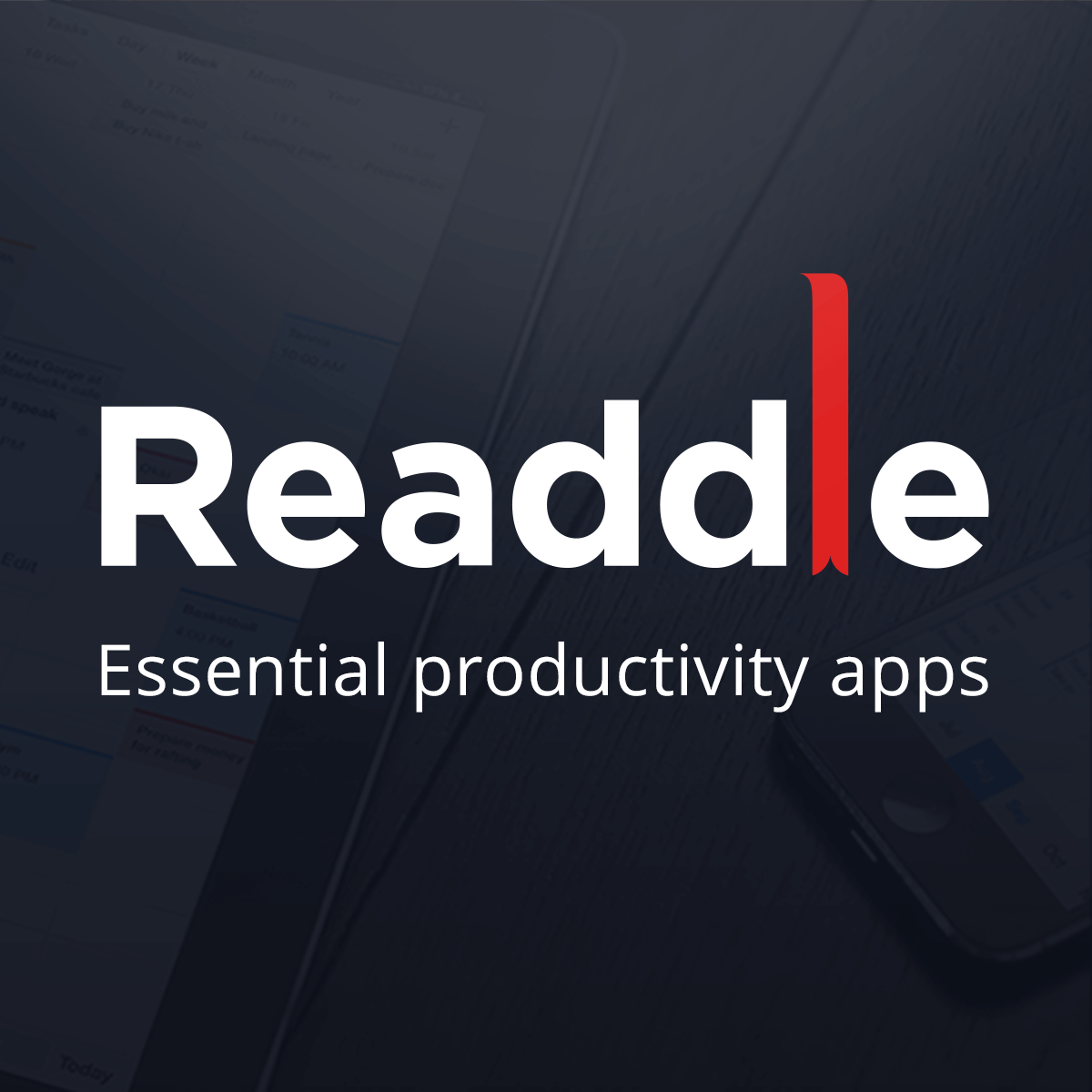 Best productivity apps for iPhone, iPad and Mac | Readdle