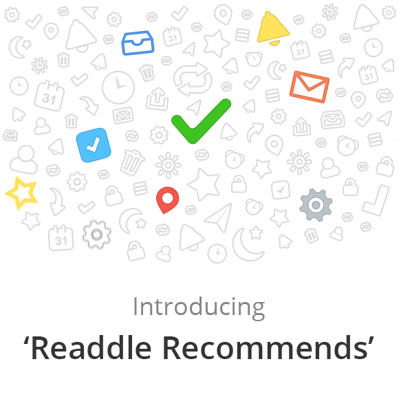Readdle recommends for Documents 5 by readdle