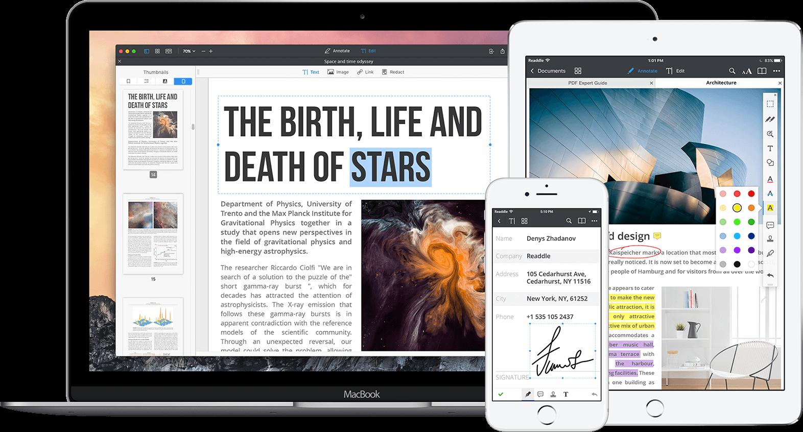 Die Beste Scanner App Für Iphone Und Ipad Readdle